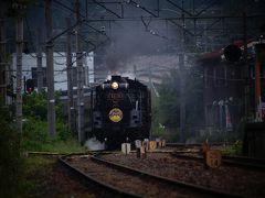 秩父鉄道のSL パレオエクスプレスを撮る