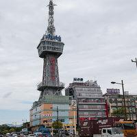 別府タワー竹瓦温泉商店街