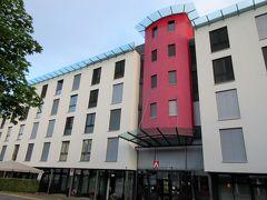 2017年7月 スイス 1日目 福岡から出発 チューリッヒのホテルに1泊