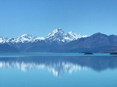 夏のニュージーランド南島巡り=1・行程=