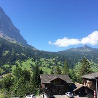 夏のスイス絶景を巡る旅(Vol.3 Grindelwald)
