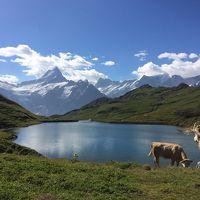 夏のスイス絶景を巡る旅(Vol.4 First)