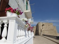 プーリア州優雅な夏バカンス♪ Vol70(第5日) ☆Monopoli:美しいモノポリ旧市街 アドリア海に沿って優雅に歩く♪