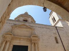 プーリア州優雅な夏バカンス♪ Vol76(第5日) ☆Conversano:美しいコンヴェルザーノ旧市街 美しい修道院「Monastero di San Benedetto」♪