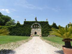 プーリア州優雅な夏バカンス♪ Vol78(第5日) ☆Conversano:美しい古城「Castello di Marcione」 広大な庭園と城門が素晴らしい♪