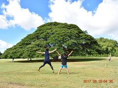 2017夏休み小学生5年とハワイへ