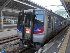 2017年8月四国鉄道旅行2(高徳線)