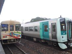 2017年8月四国鉄道旅行4(牟岐線・阿佐海岸鉄道)