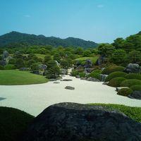 初めての山陰地方 島根東部~鳥取西部 その2(足立美術館~水木しげるロード・記念館)