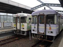 2017年8月四国鉄道旅行10(土佐くろしお鉄道中村・宿毛線)