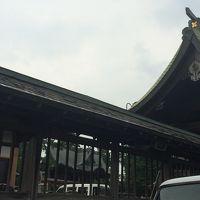 長崎~熊本旅行 3日目(熊本市街 阿蘇神社)