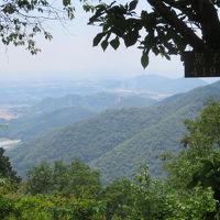 栃木の晃石山と太平山に登りました