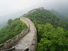 【北京&西安】1日目:前半 海南航空で北京乗継17時間観光 万里の長城慕田峪へ