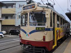 2017年8月四国鉄道旅行12(とさでん交通東西線)