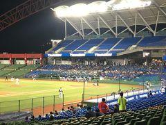 5周年の海の日連休台湾オフ会 ①日本じゃオールスターゲームやってるっていうのに、わざわざ台中まで行って台湾プロ野球見てきました