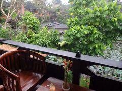 乾季のバリでディープなヴィラめぐり (8泊10日) Vol.2 【Day 2・Puri Saraswati & pouring rain in Ubud】