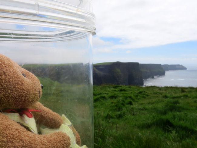 アイルランド一人旅(5)ゴールウェイからバスでドゥーリンへ。そして、モハーの断崖までの長~~~い道のり