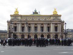 フランス・ベルギー・ドイツ3週間ひとり旅 (NO4) :7月15日(土) 凱旋門に登り、ルーブル美術館再訪。オペラ座でバレエ(ラ・シルフィード)鑑賞