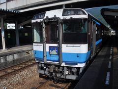 2017年8月四国鉄道旅行14(土讃線・徳島線)