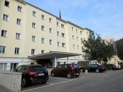2017年7月 スイス 2日目 その3 サンモリッツのホテルローディネラに2泊しました。