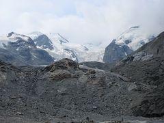 2017年7月 スイス 3日目 その1 サンモリッツから移動しモルテラッチ氷河までの遊歩道ハイキング