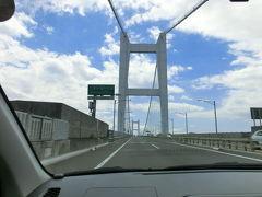 新倉敷周辺から鞆の浦・香川県へレンタカー旅行へGO!