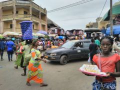 弾丸トーゴ1707  「西アフリカで最も居心地のよかった街。」   ~ロメ~