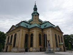 ポーランド旅行-19:ブロッラフ(教会巡り)