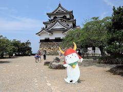 奧琵琶湖ぐるっと一周8景めぐり1日目(1景 国宝・彦根城)