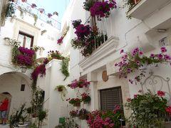 プーリア州優雅な夏バカンス♪ Vol98(第6日) ☆Cisternino:美しいチステルニーノ旧市街 優雅にさまよい歩いて驚きの発見がいっぱい♪