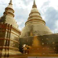 2017年8月 タイ・チェンマイ 2日目 市内観光1