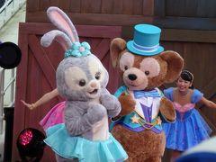 パイレーツとステラ・ルーに会いに♪お盆に行く混雑日のディズニーシー