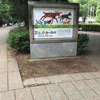 世田谷美術館で開催されていたエリックカール展に行きました(2017年6月)