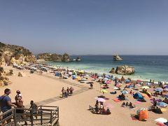 子連れポルトガル(1)ポルトガルにだってきれいなビーチがあるよ!<ラーゴス編>