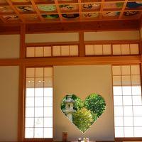 2017年9月 ハートの窓を見に行こう!からの御朱印もね♪西国三十三カ所巡り【14】第12番『正方寺(岩間寺)』~「正寿院」の風鈴まつり~「fleur」でふわんふわんパンケーキ♪~