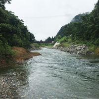 越後湯沢で自然と遊んでBBQ