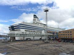 2017年 夏 北欧に行ってきました。Part 1 出国~ヘルシンキ~タンク・シリヤライン