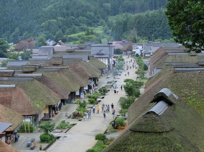 まともに行ったことのなかった茨城・栃木・福島を中心に10県を廻ってきました~!<br />5日間で花火大会3ヶ所にも行きました!