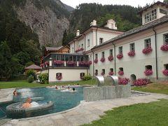アルプスの温泉とヴェローナ野外オペラ イタリア夏⑥ アオスタ、ヴェローナ、マジョーレ湖、