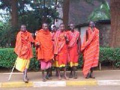 東アフリカとミャンマーの旅(①東アフリカ編)