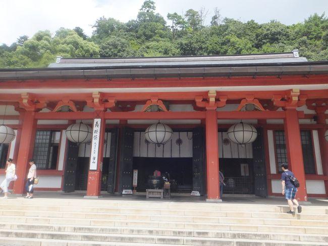 鞍馬に着いた後は鞍馬寺と貴船神社に行きました。