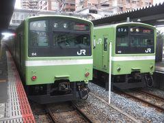 2017年8月の遠征・・・・・⑤大阪市内のJR線乗車