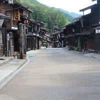 最後から2番目の秘境へと (4)了 奈良井宿~甲府