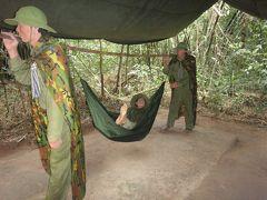 ベトナム縦断一人旅④クチ