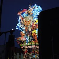2017.8 岩手・青森 -2日目/鶴の舞橋・立佞武多の館・五所川原立佞武多まつり-