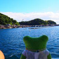 夏の日本海 余部・伊根・舞鶴旅行 2