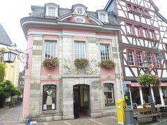 ドイツの秋:⑬アールワイン街道の町アールヴァイラーはお気に入り
