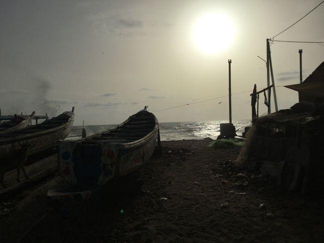 西アフリカ最西端のセネガルとそこへ向かう経由地のエチオピアの2カ国を回りました。