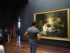 オルセー美術館【1】Edouard Manet、Berthe Morisot etc