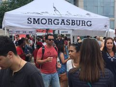 ブルックリンの一大食フェスタ「スモーガスバーグ」で食の流行にふれる